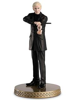 draco malfoy (death eater) - Wizarding World Figurine Collection