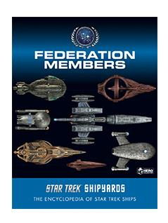 star trek shipyards: federation members - Star Trek Starships