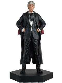 the third doctor (inferno) - Doctor Who Figurines Collection