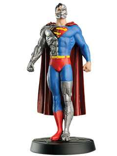 cyborg superman - DC Classic Figurines
