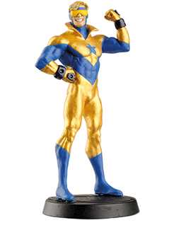 booster gold - DC Classic Figurines