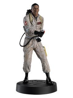 winston zeddemore - Ghostbusters Figurine Collection