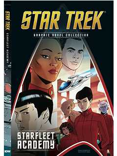 starfleet academy - Star Trek Graphic Novels