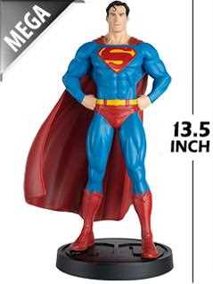 13.5-inch mega superman - DC Classic Figurines