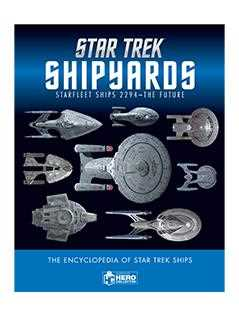 star trek shipyards starfleet ships: 2294 - the future the encyclopedia starfleet ships - Star Trek Starships
