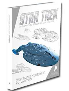 star trek: designing starships vol. 2 - Star Trek Starships