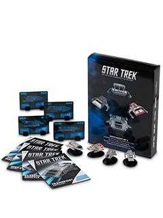 exclusive collector's set of star trek shuttles 4 - Star Trek Starships
