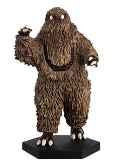 the yeti special edition - Doctor Who Figurines Collection
