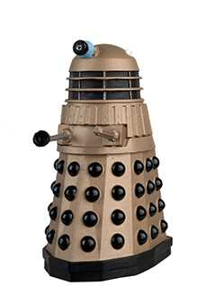 gold dalek bonus edition - Doctor Who Figurines Collection