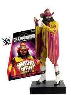 macho man randy savage - WWE Championship