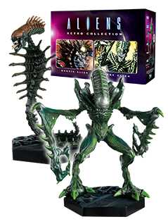 alien snake/mantis retro pack - Alien and Predator