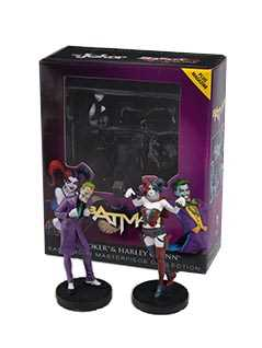 the joker & harley quinn special edition box set - DC Comics Masterpiece