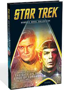 the city on the edge of forever - Star Trek Graphic Novels