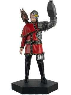 the pirate captain (the pirate planet) - Doctor Who Figurines Collection