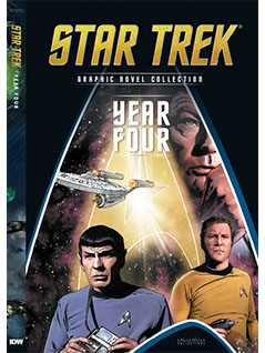 year four - Star Trek Graphic Novels