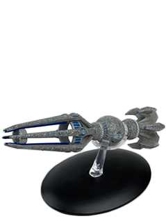krenim temporal weapon ship - Star Trek Starships