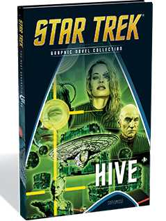 hive - Star Trek Graphic Novels