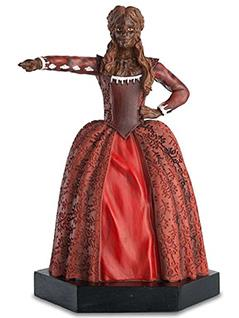 the morax queen - Doctor Who Figurines Collection