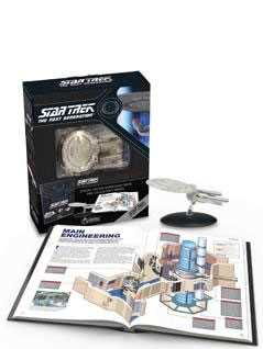 the u.s.s. enterprise ncc-1701-d box set - Star Trek Starships