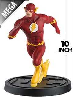 10-inch mega flash - DC Classic Figurines