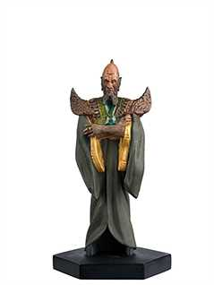 draconian prince - Doctor Who Figurines Collection