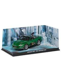 jaguar xkr (die another day) - James Bond Collections