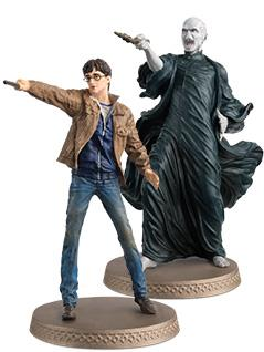 the final battle - Wizarding World Figurine Collection