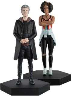 12th doctor & bill potts companion set - Doctor Who Figurines Collection