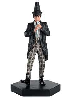 the second doctor (1966) - Doctor Who Figurines Collection