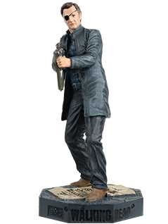the governor - The Walking Dead Collector's Models