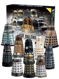 dalek parliament part 2 - Doctor Who Figurines Collection