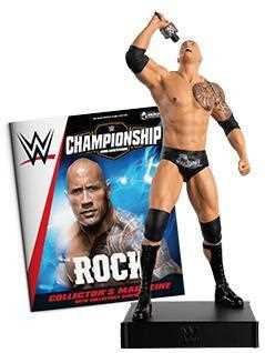 the rock - WWE Championship