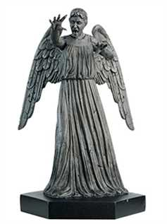 weeping angel - Doctor Who Figurines Collection
