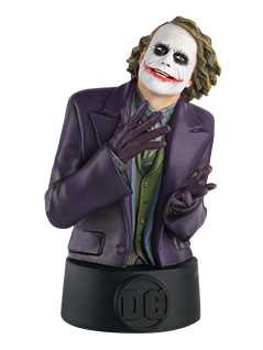 joker bust (the dark knight) - Batman Universe Collector's Bust
