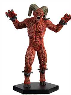 the beast special edition - Doctor Who Figurines Collection