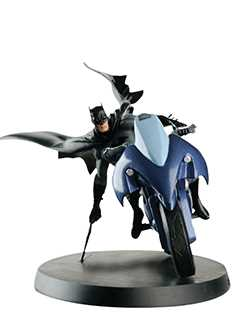 batman & batcycle special edition - DC Classic Figurines