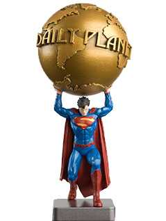 superman & the daily planet special edition - DC Classic Figurines
