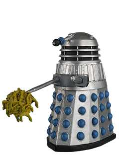 embryo technician scoop dalek - Doctor Who Figurines Collection
