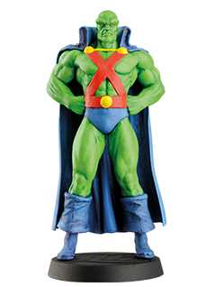 martian manhunter - DC Classic Figurines