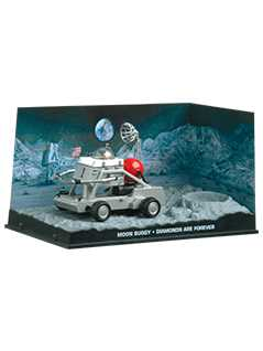 moon buggy (diamonds are forever) - James Bond Collections
