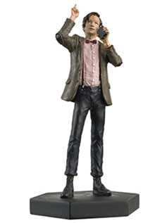 the eleventh doctor (matt smith) - Doctor Who Figurines Collection