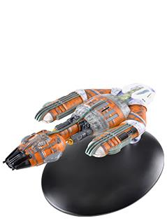 krenim warship - Star Trek Starships
