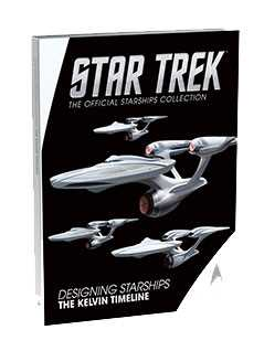 star trek: designing starships vol. 3 - Star Trek Starships