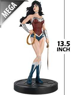 13.5-inch mega wonder woman - DC Classic Figurines