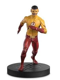 kid flash - The Flash Figurine Collection