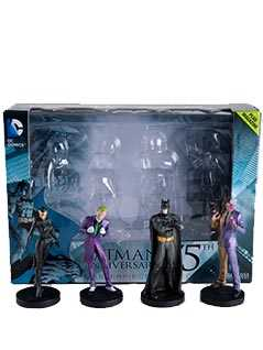 batman 75th anniversary special edition box set - DC Comics Masterpiece