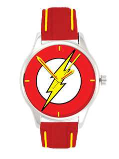 the flash classic comic watch - DC Comics Watches
