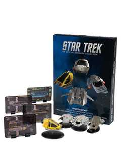 exclusive collector's set of star trek shuttles 3 - Star Trek Starships