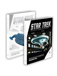designing starships bundle - Star Trek Starships