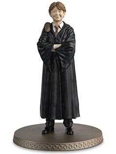 ron weasley with scabbers - Wizarding World Figurine Collection